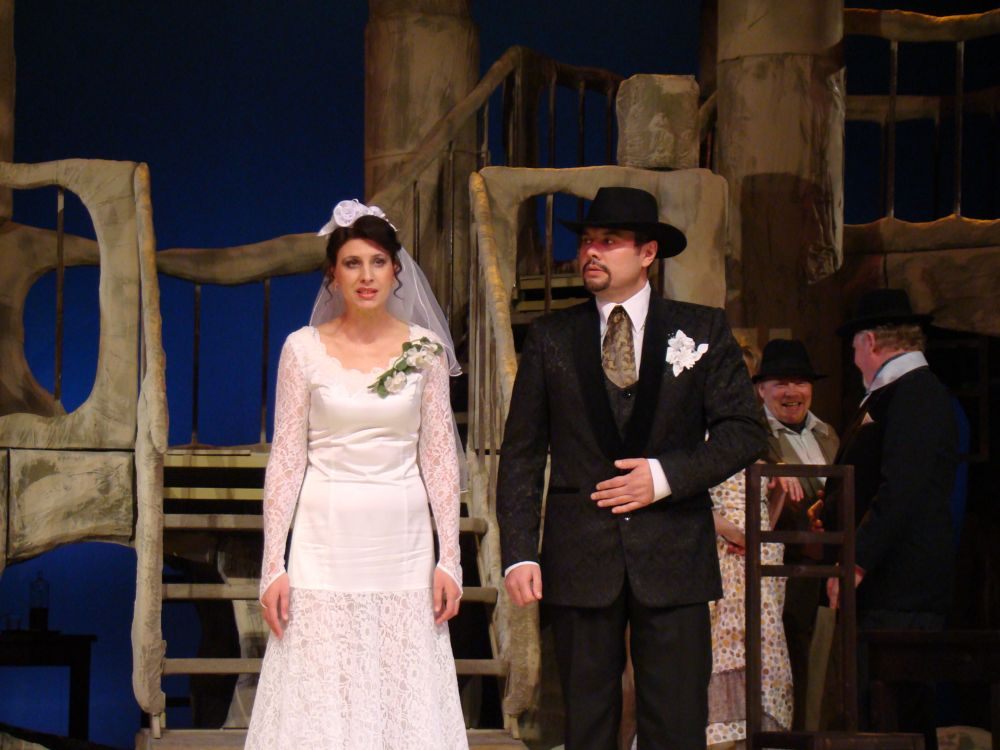 Лорка кровавая свадьба